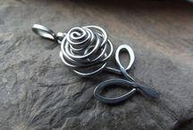 Jewelry techniques - Técnicas de joyería / by Alejandra Laorrabaquio Saad