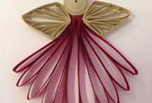 Quilling engle