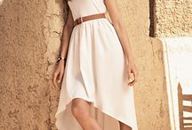 Spring Trends- High Low Dresses & Skirts / by Anna and Maria