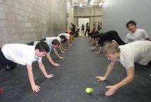 Liikunnanopetusta