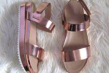 him&hers: sandals design.