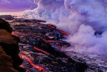 Vulkány, sopky a laviny
