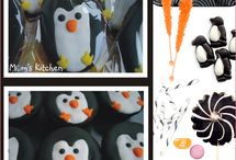 penguin party and 1st birthday ideas / by Jennifer Duke