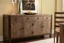 Classic Home / Eco-friendly furniture made from reclaimed wood and other products.