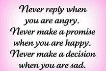 Words of Wisdom!