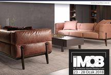 İstanbul Mobilya Fuarı / International Istanbul Furniture Fair
