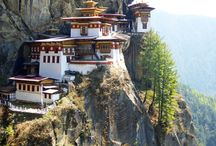 Bhutan / Colour and detail in the amazing Kingdom of Bhutan