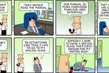 UX Humor / Amusing user interfaces, funny UX-related cartoons, etc.