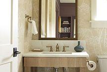 Bathrooms / by Cheryl O'Keefe