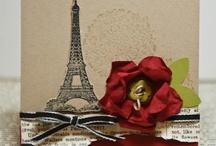 Cards - Eiffel Tower
