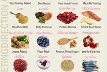Diet & keep fit