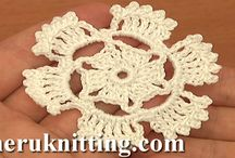 Crochet Motif and Motifs Joining / by SHERU Knitting&Fashion