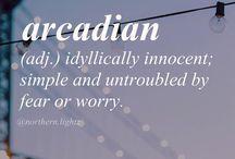 1 word definition