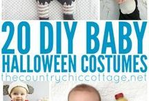 DIY Halloween Costumes / costumes | diy | fun | unique | homemade | sewing | easy | kids | family | dress up | halloween