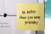 Motivation / by Krystal Gianotsos