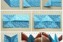 origami / by Ana Paula De Oliveira Gomes