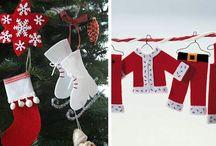 felt christmas craft