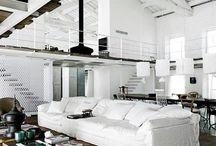 Livingrooms / Design idees