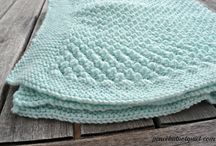 Knitting / Baby blanket