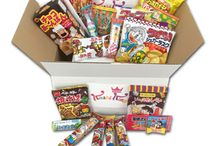 Our Japanese Snack Boxes