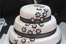 Trouwen: Bruidstaarten / Heerlijke taarten, mooie taarten en indrukwekkende taarten. Allemaal met liefde en zorg voor jullie bruiloft gemaakt.