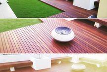 Timber Decking / Timber decking