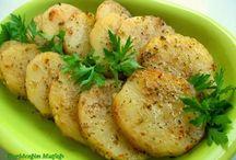 Patatesli tarif