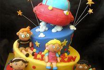 Gia's Little Einstein Birthday Party