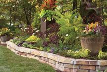 garden projects and ideas / cool garden design and helpful tips