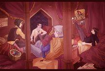 Filme || Harry Potter - The Marauders