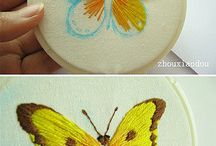 Embroidery / Hand stitching