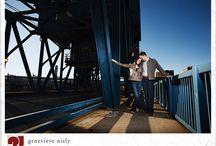 Inspiring Work-Around Town / Professional engagement and wedding portraits taken around Cleveland, Ohio. / by Elizabeth Pruitt