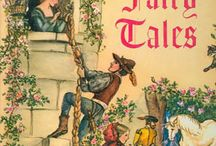 Fairy Tales & Nursery Rhymes / For my youngest daughter.  She asked me to find Red Riding Hood pictures for her. Then she decided it should be for all fairy tales and nursery rhymes.  I said okay.