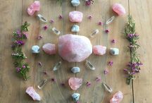 Crystals, wicca, astrology