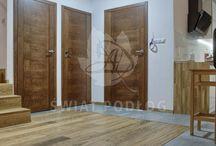 Dąb Natur / Podłoga drewniana Dąb Natur Świat Podłóg, Warszawa, Bartycka #modern #floor #warszawa #bartycka