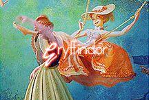 lisa swing painting
