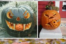 Jack O Lantern Contest Inspiration / Great ideas to inspire you for our upcoming Jack O Lantern Contest on October 30. Please sign up in advance at http://www.kidscompassionproject.org/halloween