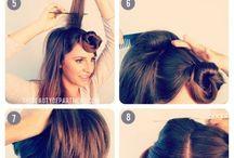 coiffure rétro