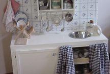houten keukentjes