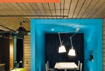 Color meeting rooms
