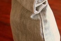 Things from Jeans / Ways to repurpose old jeans / by Jamie Penner