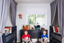 Boys room / by Candice : She's Crafty