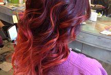 RED HAIR / by Katherine Truesdale