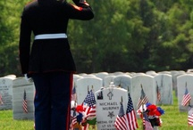 honor our fallen heroes / by Ruth Moran
