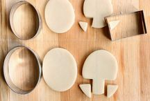 Cortadores galletas / cookies cutters