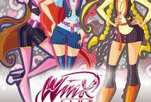 winx kızları