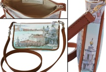 Our bags / Our bags are unique because we print my watercolors on genuine leather, limited production of pure Italian craftsmanship. Visit www.fontegoart.it