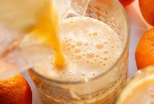 juomat ja smoothiet