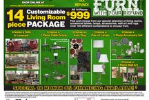 February Ads / Lapeer Furniture U0026 Mattress Center G3437 Miller Rd Flint  Township, MI 48507