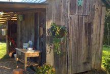 Barns & Garden Sheds